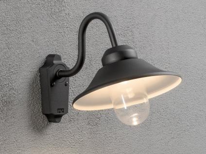 LED Außenwandleuchte Wandleuchte VEGA, 700lm, austauschbare Module