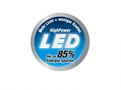 2er Set dimmbare Außenwandleuchten schwarz 350Lm, austauschbares LED Modul - Vorschau 5