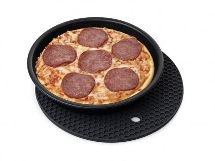 Pizza-Pfanne Ø 14 cm, Zubehör für Heißluftfritteuse Digital Aerofryer 182021 - Vorschau 4