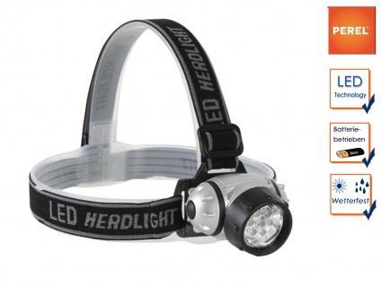 LED Stirnlampe Kopflampe extra hell für Wandern Trekking Camping Outdoor Jagd