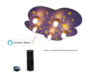 Kinder Deckenleuchte NACHTHIMMEL Amazon Echo kompatibel LED-Schlummerlicht