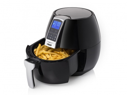PRINCESS Digitale XL Heißluftfritteuse 3, 2 Liter Pommes Fritteuse mit wenig Fett - Vorschau 2