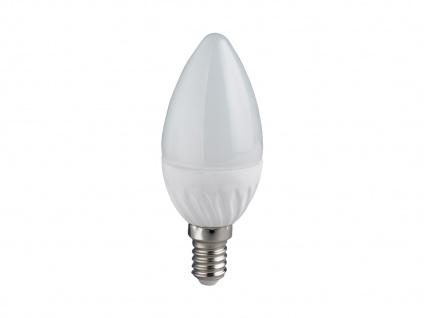 Switch Dimmer Kerzenform LED Leuchtmittel mit E14 Sockel, 6 Watt und 470 Lumen