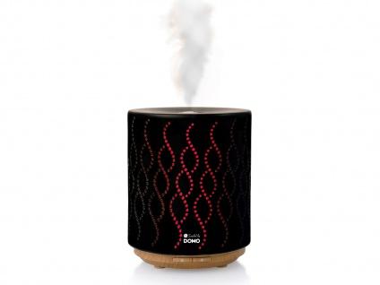 Duftzerstäuber mit LED Farbwechsler Aromatherapie Luftbefeuchter Duftlampe 200ml - Vorschau 5