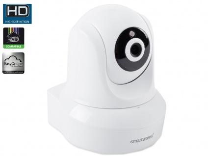 Wifi IP-Überwachungskamera Netzwerkkamera WLAN Nachtsicht App für IOS Android - Vorschau 1