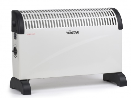 Stand Konvektorheizung 1500W Elektroheizung regelbarer Thermostat Heizkörper