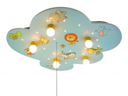 LED Kinder Deckenleuchte LED Sternenhimmel Zugschalter für LED-Schlummerlicht