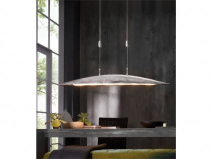 Fischer LED Pendelleuchte SHINE-ALU höhenverstellbar, dimmbar, Tunable White