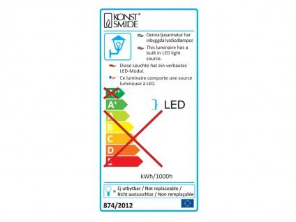 2er-Set Wegeleuchten ASTI, anthrazit, 18W HP-LEDs, 1400 Lumen, 5000K - Vorschau 4