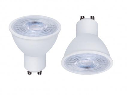 2er-SET LED Leuchtmittel 5W warmweiß, 345 Lumen, GU10 / PAR16, 3000 Kelvin - Vorschau 2