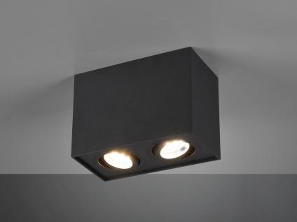 Deckenlampen Lichtspots, Aufbaustrahler für über Kochinsel Galerie schwenkbar