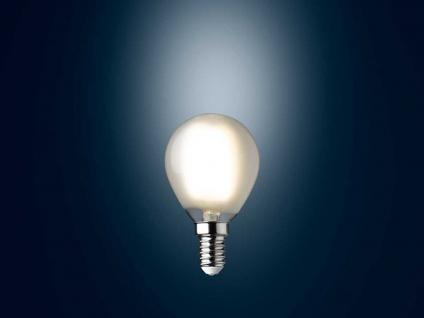 Filament LED Tropfen dimmbar E14 Leuchtmittel Vintage 3 Watt 320Lm Sparlampen