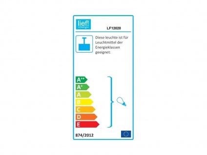 LIEF Liebevoll designte Hängeleuchte Landhausstil fürs Mädchen Kinderzimmer 35cm - Vorschau 4