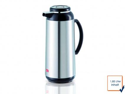 Gastro Melittta Thermoskanne 1, 85 L , Isolier Kaffeekanne für Maschine M170MT,