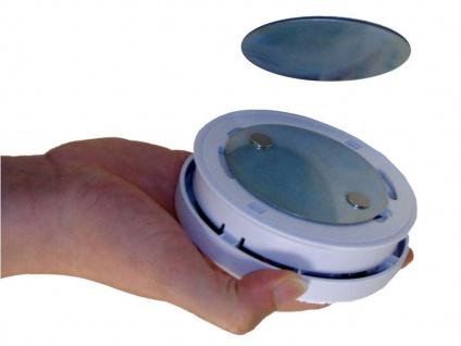 2er-SET Rauchmelder 5 Jahres Batterie TÜV geprüft + Magnetbefestigung Alarm - Vorschau 5