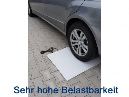 Infrarot Bodenheizmatte Heizmatte grau für Innen und Außen + Regler Fußheizmatte - Vorschau 4