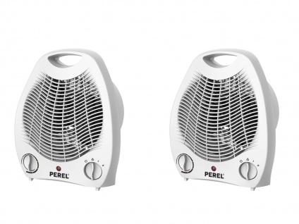 Heizlüfter Mit Thermostat : 2stk elektro heizl fter mit thermostat ventilator heizung mobile heizger te kaufen bei ~ A.2002-acura-tl-radio.info Haus und Dekorationen