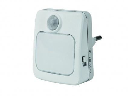 LED Orientierungslicht, inkl. Bewegungsmelder, Netzbetrieb, GAO