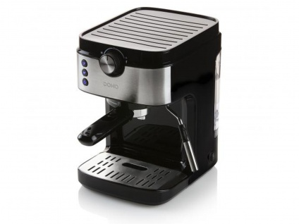 Espressomaschine mit Milchaufschäumer - Siebträger Kaffeemaschine für Zuhause - Vorschau 2