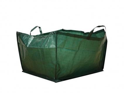 Gartenabfallsack, Kapazität 190 Liter, B 69 cm x H 40 cm, Velleman