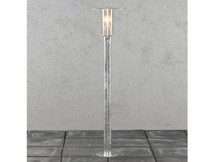 2er Set Konstsmide Außenleuchte Wegeleuchte MODE, bruchsicher, Lampe außen - Vorschau 3