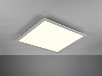 Dimmbare LED Deckenleuchte smarte Lichtsteuerung WIZ Memory Funktion eckig 50x50