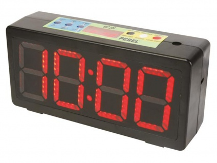 Chronometer / Uhr für Sportwettkämpfe mit Countdown Stoppuhr Intervallzeit Alarm - Vorschau 2