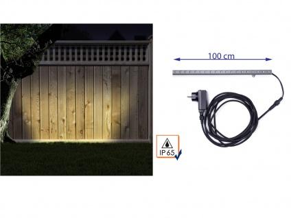 LED Fassadenbeleuchtung IP65 Lichtleiste indirekte Beleuchtung Lichtstreifen