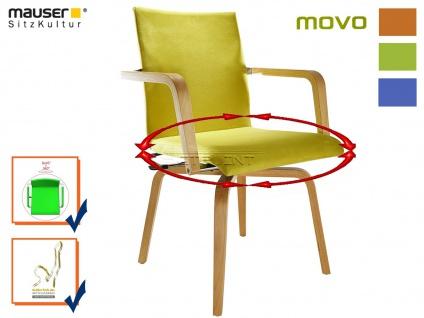 Grüner Funktionsstuhl MOVO Rotationsstuhl Senioren Stuhl Sessel Armlehnstuhl