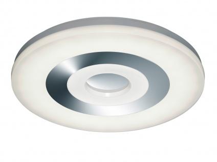Runde LED Deckenleuchte mit Fernbedienung Dimmer Farbwechsel Nachtlicht Ø 45cm