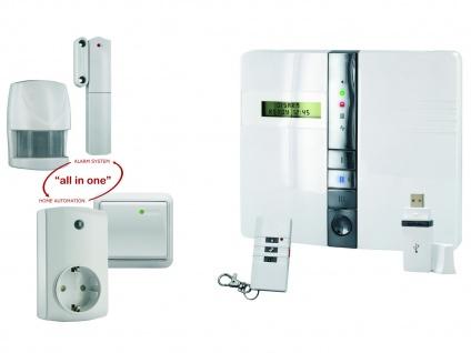 Alarmanlage / Multifunktions-Sicherheitssystem zur Haus-Sicherung HIS20S