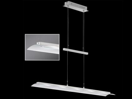 LED Hängeleuchte höhenverstellbar & dimmbar Länge 104cm Pendelleuchten Pendel