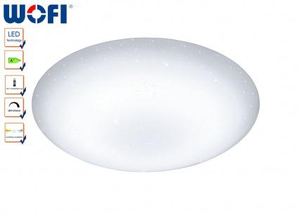 LED Deckenlampe mit Nachtlicht, dimmbar, Wofi-Leuchten