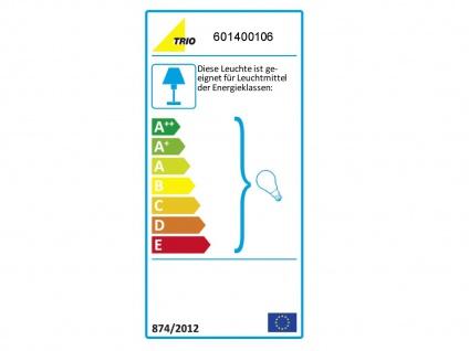 TRIO Deckenleuchte / Deckenschale, 1 x E27, 23 x 23cm, Chrom/weiß - Vorschau 3
