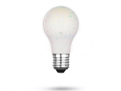 LED Deko Leuchtmittel Birne E27, Stimmungsleuchtmittel 3D-Effekt, Partylicht - Vorschau 2