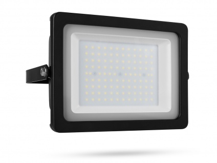 LED Strahler Aluminium 100W IP65 Fassadenbeleuchtung Wandstrahler außen Fluter - Vorschau 2
