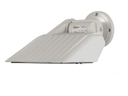 Ranex 300W Halogenstrahler Weiß IP33, Außenstrahler Gartenstrahler Flutlicht - Vorschau 3