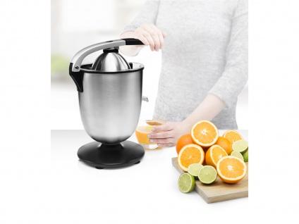 Gesundes Frühstück Fruchtentsafter elektrisch Juicer für Zitronen ObstsaftPRESSE