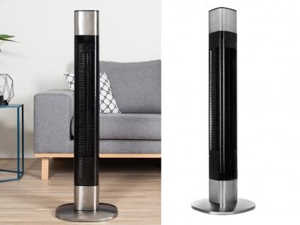 SMART Säulenventilator 2er Set mit Timer oszillierend mit App & Sprachsteuerung