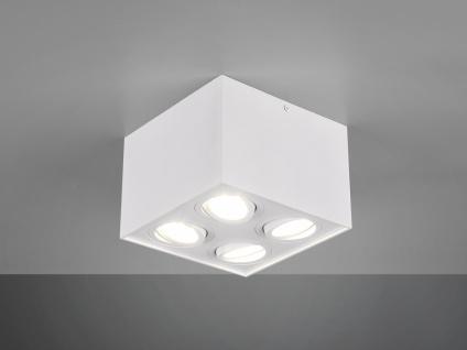 LED Küchenstrahler in geometrischen Formen, coole Deckenlampen für Jugendzimmer