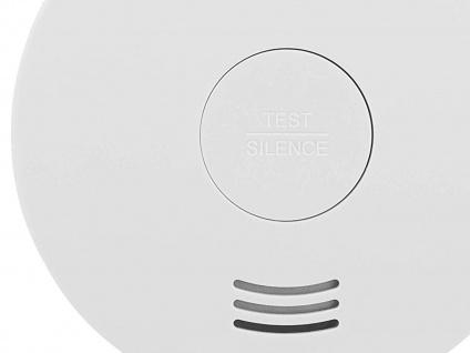 Vds Rauchwarnmelder 3er Set mit 10 Jahres Batterie, Feueralarm Lebensretter - Vorschau 5