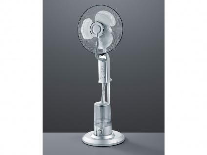 Standventilator mit Sprühnebel Kühlfunktion & Fernbedienung Lüfter Wasserkühlung