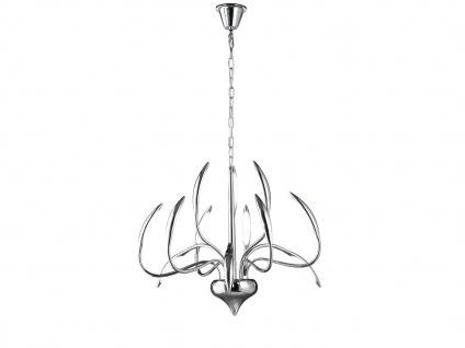 LED Pendelleuchte dimmbar, Kronleuchter modern Ø 70cm, Wofi-Leuchten - Vorschau 2