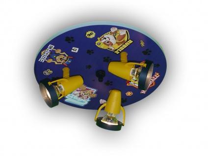 Kinderzimmerleuchte Deckenstrahler Jungen Mädchen Kinderdeckenlampen PAW PATROL