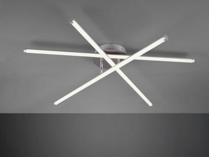 Dimmbare LED Stab Deckenleuchte SMARAGD smarte Lichtsteuerung WIZ, 3 flammig
