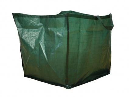 Gartenabfallsack / Gartensack / Laubsack / Velleman Kapazität 150 L Höhe 46 cm
