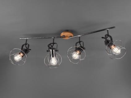 Ausgefallener LED Küchenstrahler, Deckenlampe für über Kücheninsel Arbeitsplatte