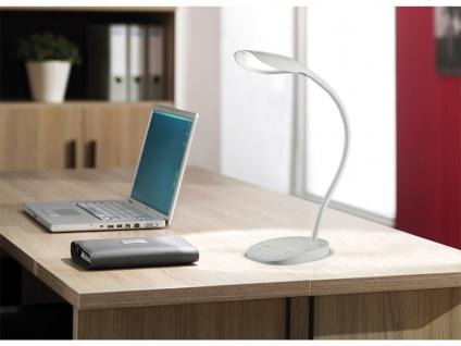 Trio LED-Tischleuchte SWAN, inkl. 7W, Sensordimmer, Lichtfarbe einst. - Vorschau 5