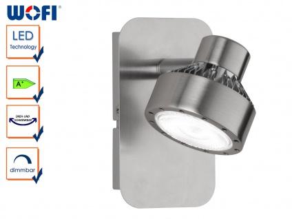 LED Wandlampe LOCAL, dimmbar, Spot schwenkbar, Wandleuchte Wandspot LED Spot - Vorschau 1