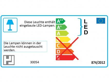 Verstellbare LED Wandleuchte 40cm mit Schalter für Dimmen & Farbwechsel, Uplight - Vorschau 3